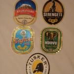 Tanzania beer