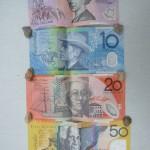 Australian Dollar (AUD) - front (missing 100)