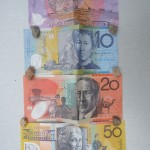 Australian Dollar (AUD) - back (missing 100)