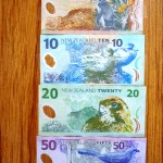 New Zealand Dollar (NZD) - back (missing 100)
