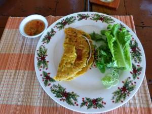 117. Banh Xeo - Vietnamese crepes