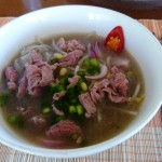 Pho Bo Ha Noi - beef rice noodle soup