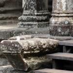 Old Hindu temple