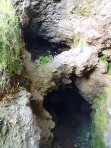Cave near Kili