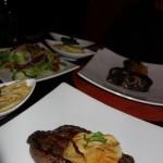 Yummy South African rump and t-bone steaks