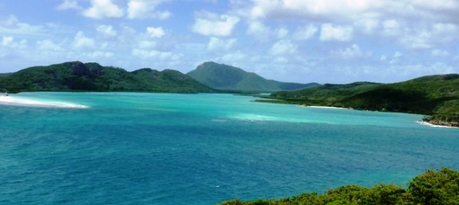 Whitsundays – Coral, Sand and Sun