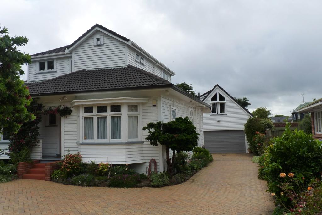 Eric&Allison's house