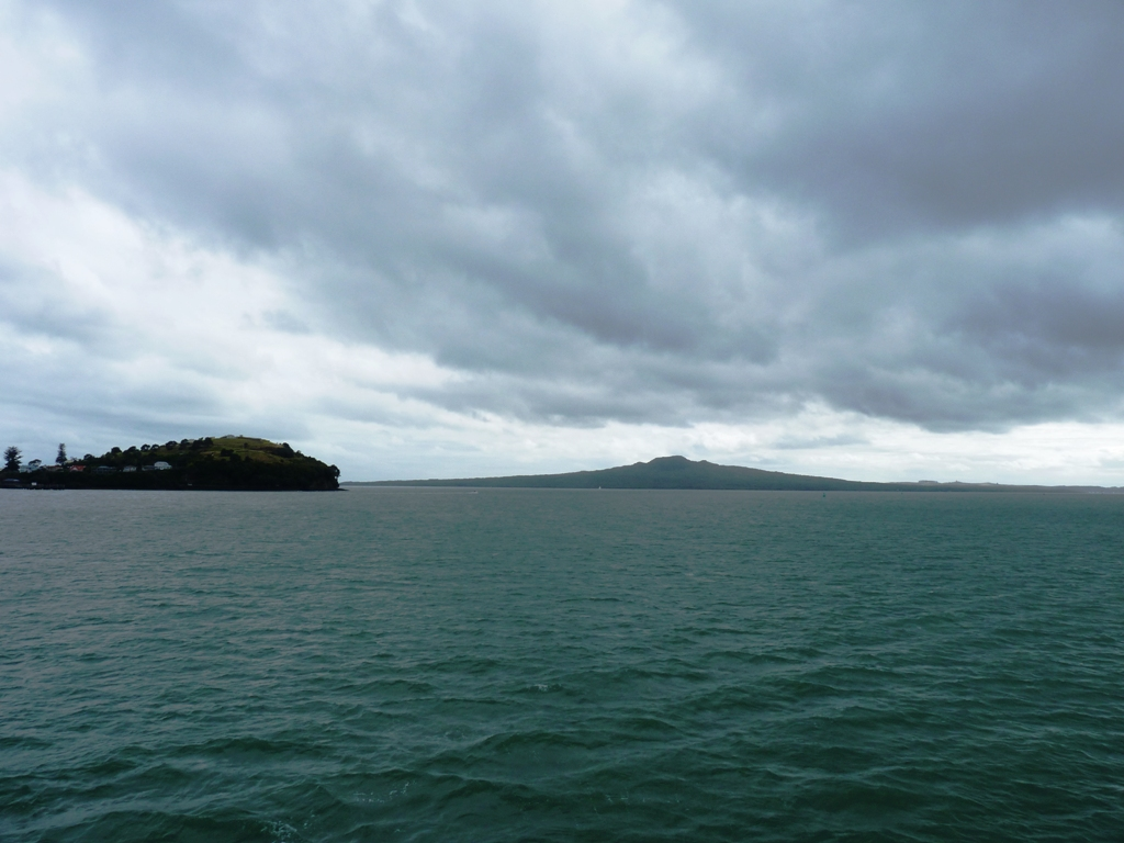 Davenport and Rangitoto Island