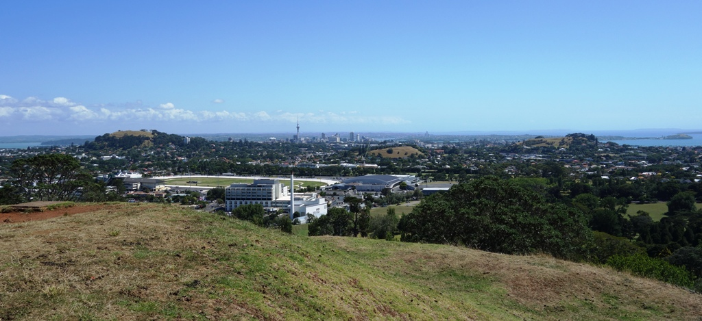 The volcanic nature of Auckland