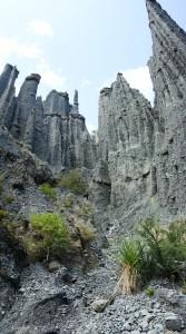 10.Putangirua Pinnacles