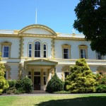 Old Government House in the Auckland University campus