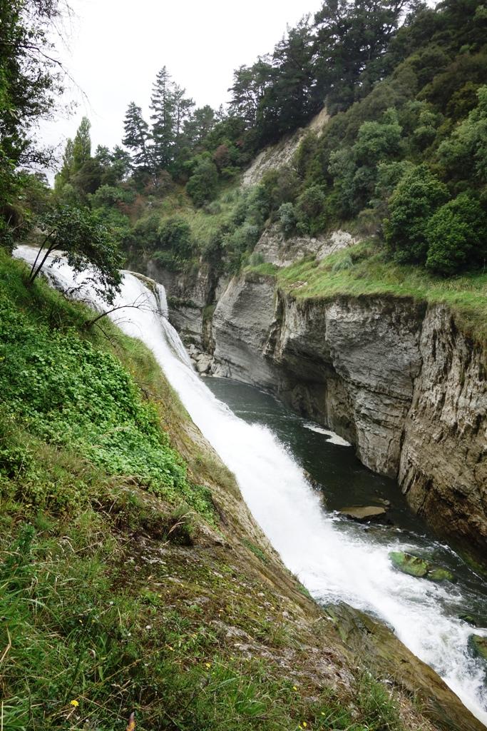 Wairoa waterfall