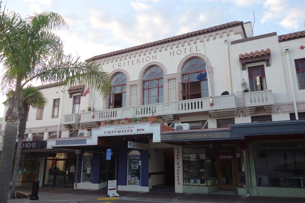 Criterion Hotel - Napier