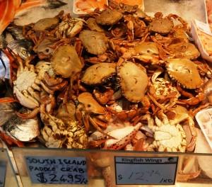 Paddle crab