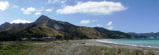 A drive on the East Cape