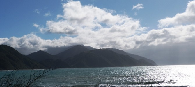 New Zealand through the eyes of a friend
