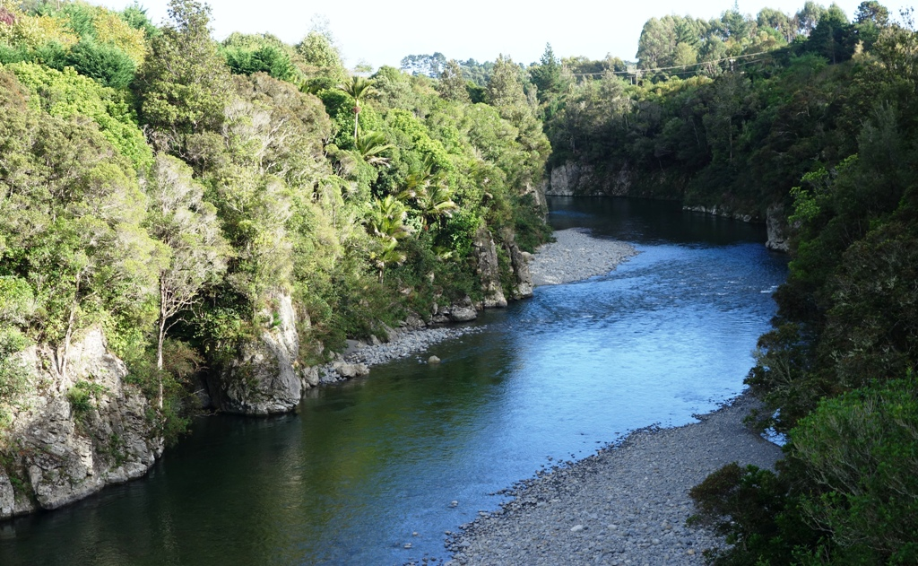 Otaki Gorge - make sure not to miss this, it's just a bit off the way