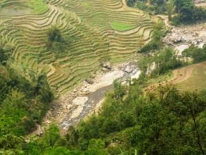 05. Rice terraces in Sapa Vietnam