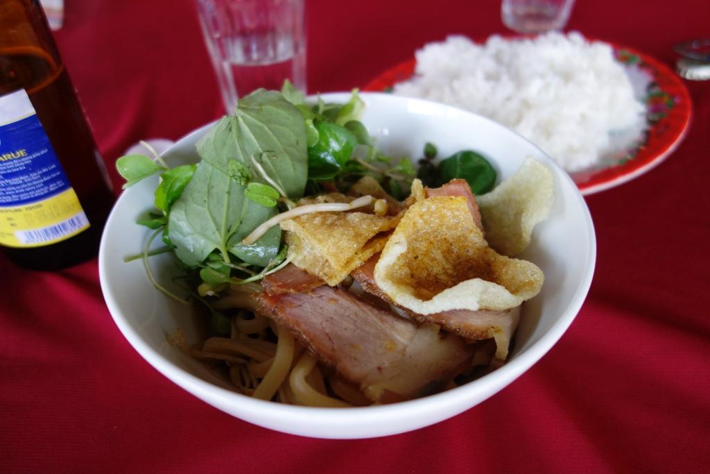 Pork Cao Lau