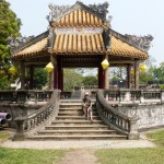 Old citadel in Hue