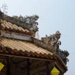 Old citadel in Hue