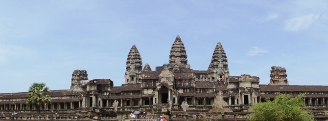 Angkor Wat and other Siem Reap temples