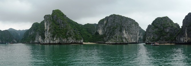 Karstic beauty in Vietnam – Lan Ha and Ha Long Bays